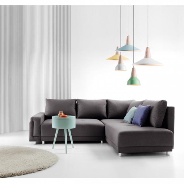 beate ecksofa klein grau erkan m bel. Black Bedroom Furniture Sets. Home Design Ideas