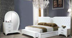 kral schlafzimmer weiss 1