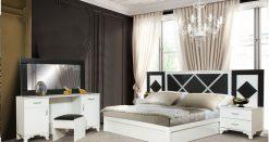 lara schlafzimmer weiss schwarz 1