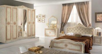 luisa schlafzimmer beige