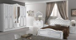luisa schlafzimmer weiss
