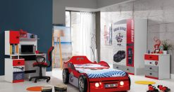 SPEED CAR - Autobett Kinderzimmer 2