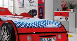 SPEED CAR - Autobett Kinderzimmer 7