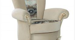 Uranus Couchgarnitur beige 2 Türkische Sofa
