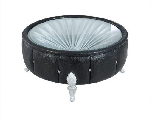 Uranus Couchgarnitur schwarz 5 Türkische Möbel